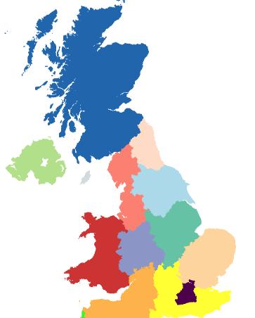Scotland is pretty big, isn't it