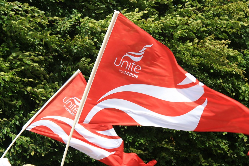 Unite the union flag