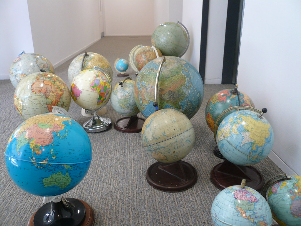 Globalisation by Lars Plougmann